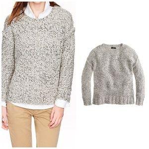 J. Crew marled drop shoulder sweater Size S